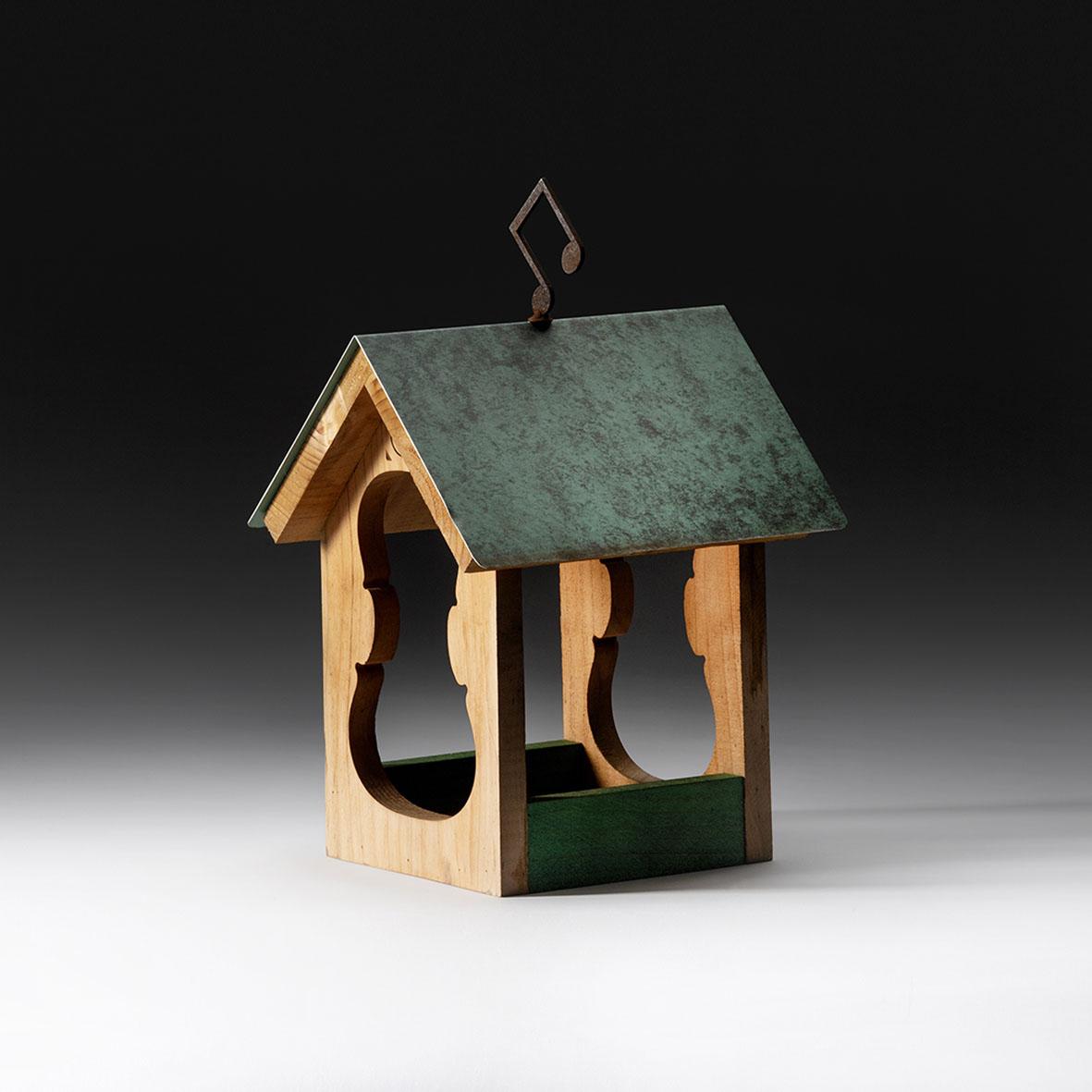 Casetta per uccelli Nannerl